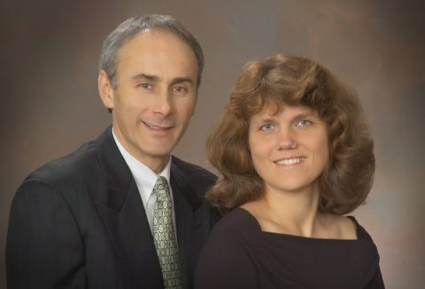 Pastor Daniel and Petra Ferraz